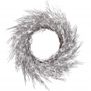 Coral wreath Astor D45cm, naturally snow-covered